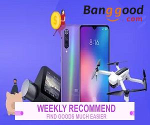 在Banggood.com获得最优惠的价格
