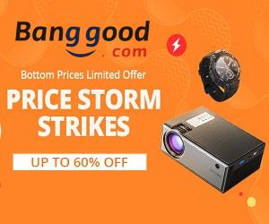 Obtenha as melhores ofertas em Banggood.com