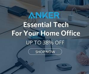 Obtenha seus acessórios móveis de alta qualidade apenas em Anker.com