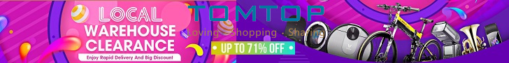 Shop online at best prices in Tomtop.com